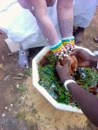 GRAND MAITRE MARABOUT AFRICAIN